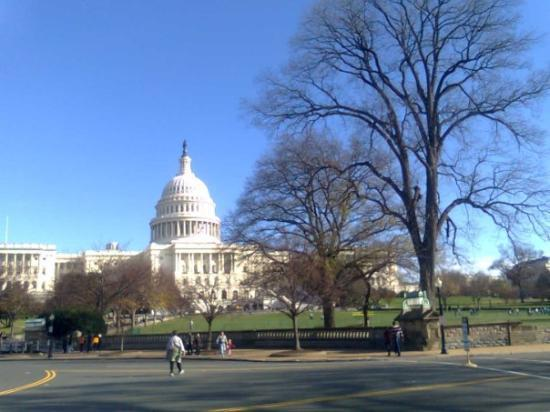 Senate and House Office Buildings: Washington DC