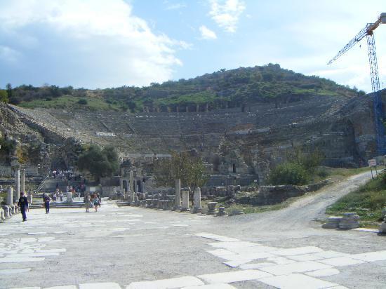 Palmin Hotel: amphitheatre