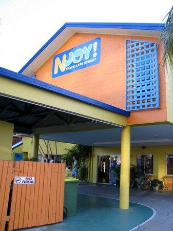 Njoy Travellers Resort: 21 Dec 2009: NJoy Travellers' Resort