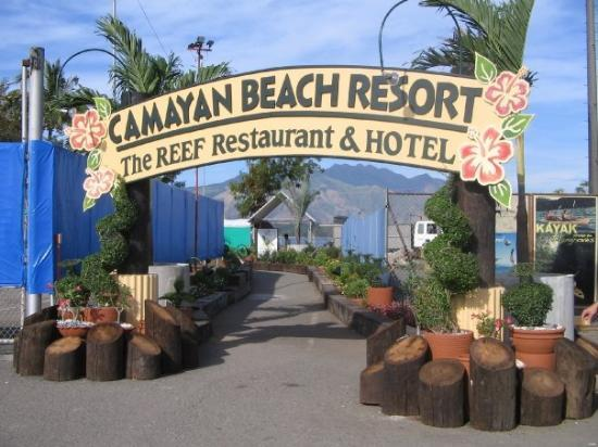 Camayan Beach Resort And Hotel At Subic Bay