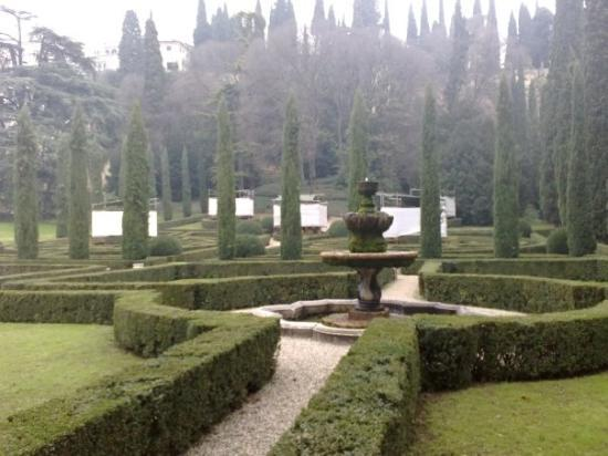 Giardino giusti vr picture of verona province of for B b giardino giusti verona