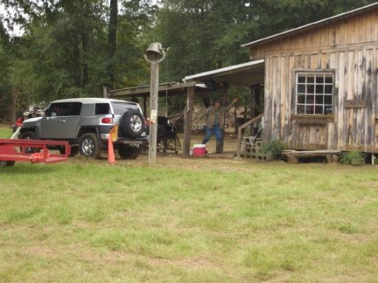 Forkland, AL: Tony & the Cabin