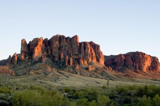 Time in apache junction az