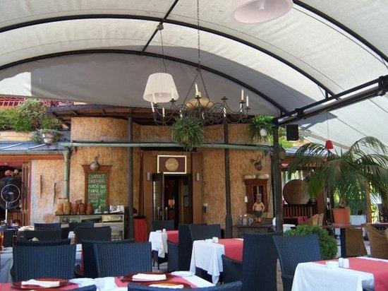 Robinson Restaurant: Robinson @ Városigeti-tó
