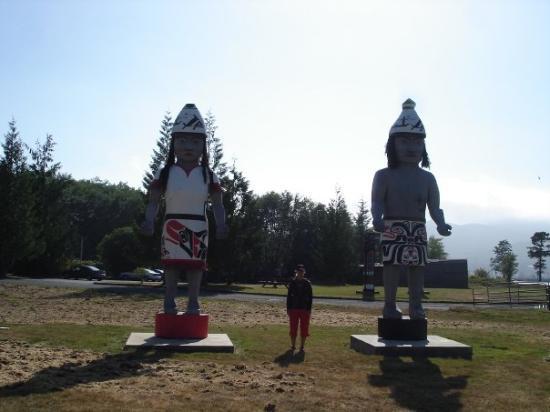 Makah Indian Reservation: Makah Museum