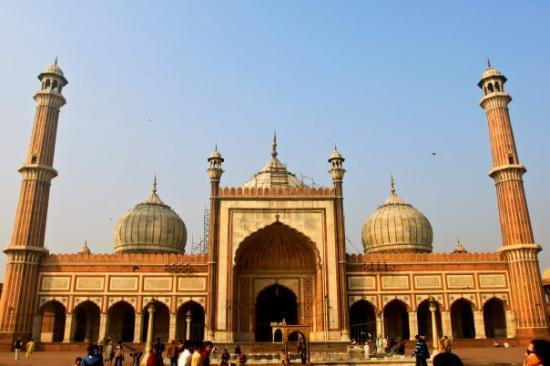 New Delhi, India: Jami Masjid (Delhi)
