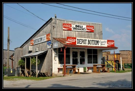 ‪‪McMinnville‬, ‪Tennessee‬: Depot Bottom Country Store, McMinnville, Tennessee‬