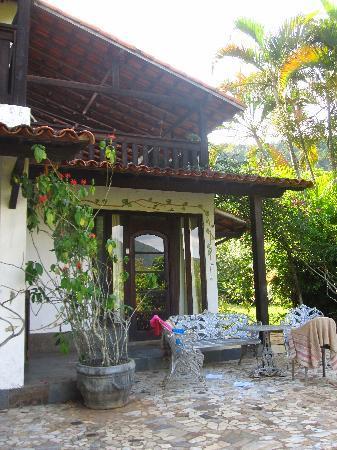 Hotel Fazenda Sitio Nosso Paraiso: Our room
