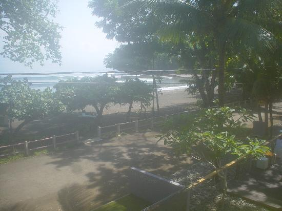 JavaCove Beach Hotel: Our view from our room