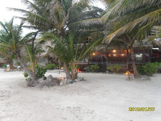 Capricorn Resort: Front of Capricorn