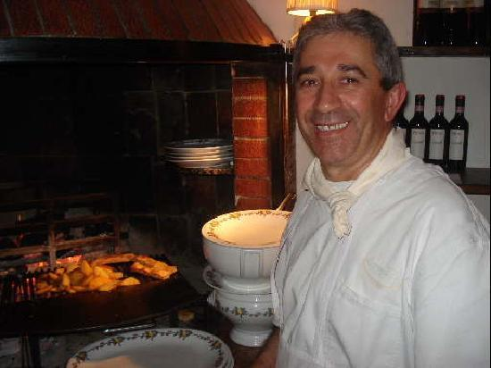 Dai Toscani: Smiling people