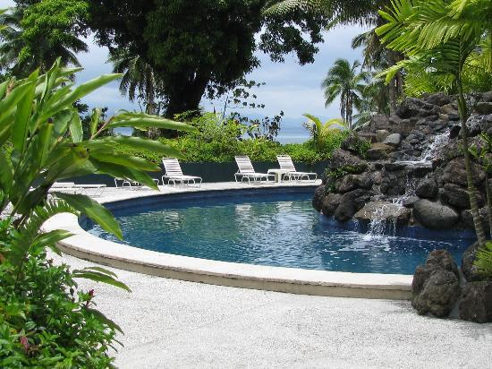 Lomalagi Resort ~ Fiji: A wonderful salt water pool