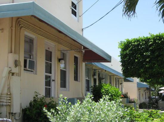 Expo Motel: Photo de notre motel. Heureusement, on a tout annulé.