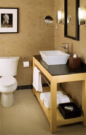 Cambria hotel & suites Denver International Airport : Contemporary bathroom
