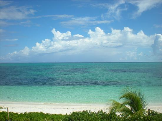 Atlantic Ocean Beach Villas: Turks and Caicos Beach!