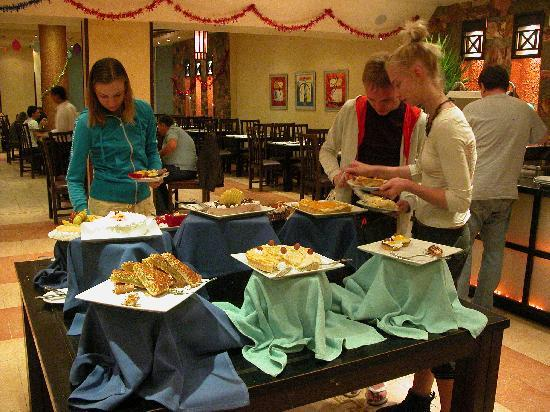 Sea Sun Hotel Dahab: restaurant