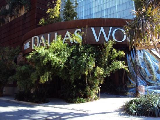 Inside A Fish Tank Picture Of Dallas World Aquarium