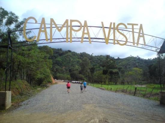 Trujillo, Honduras: The area where our lot is.