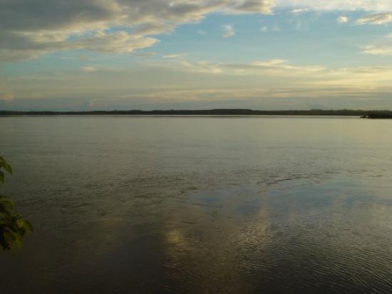 Posadas, Argentina: el Río Paraná