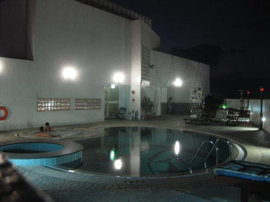 Highland City Hotel: Roof top pool