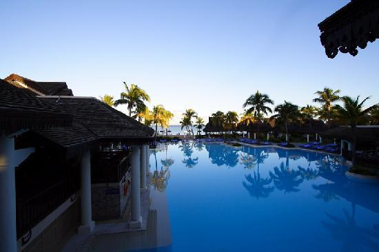 Sofitel Mauritius L'Imperial Resort & Spa: Sofitel Pool