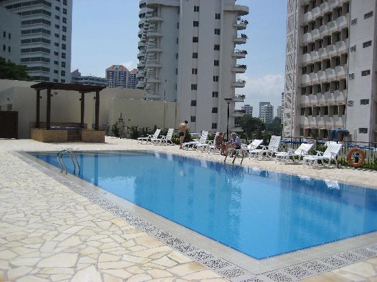 Hotel Miramar: Pool