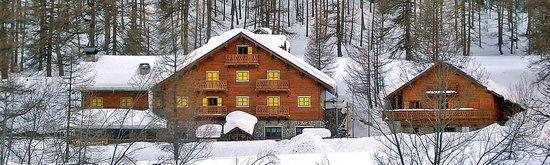 Tende, Prancis: Photo de l'hôtel d' hiver
