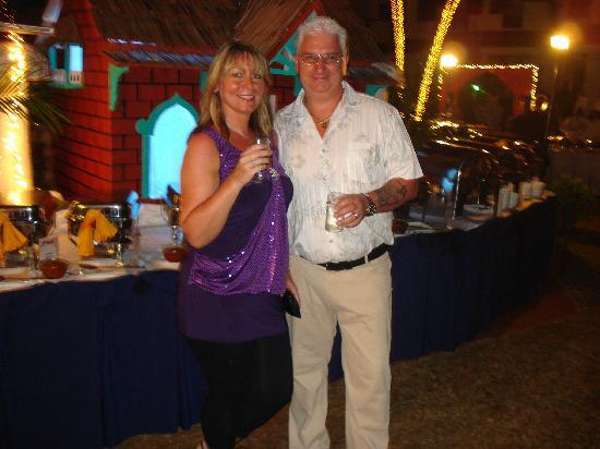 Heritage Village Club Goa : New Year toast