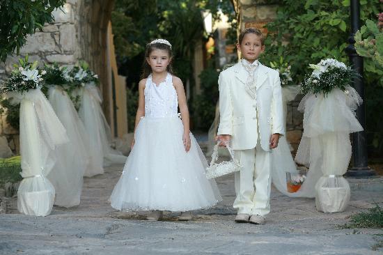 Arolithos Traditional Cretan Village: Wedding Services