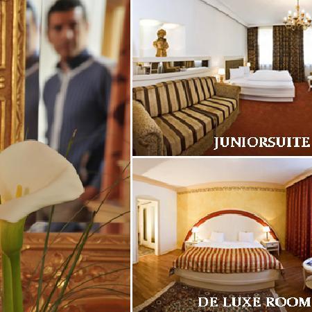 BEST WESTERN PLUS Hotel Goldener Adler: Classic, De Luxe Zimmer & Juniorsuiten