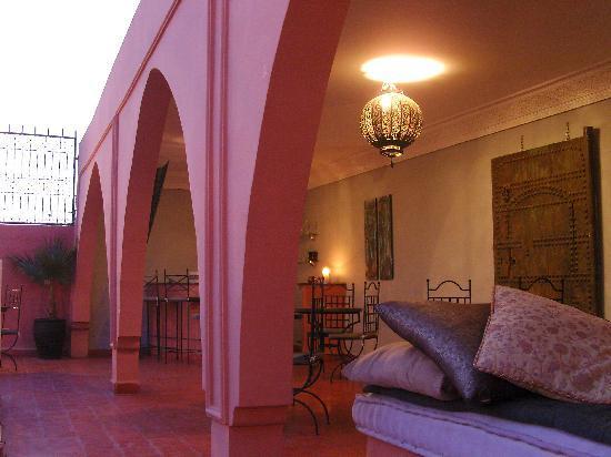 Riad Elizabeth: Roof Terrace