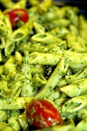 Afternoon Delight : mmmmm...pesto!