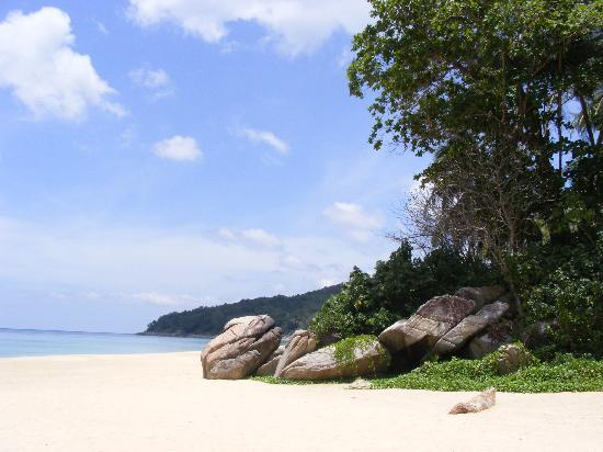Naithonburi Beach Resort: am Strand