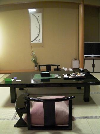 Taketoritei Maruyama: Our room.