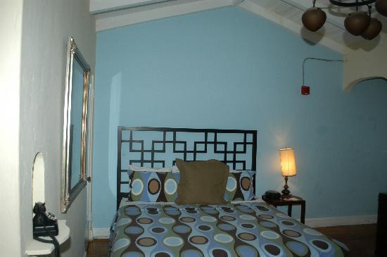 South Beach Villas: Bed