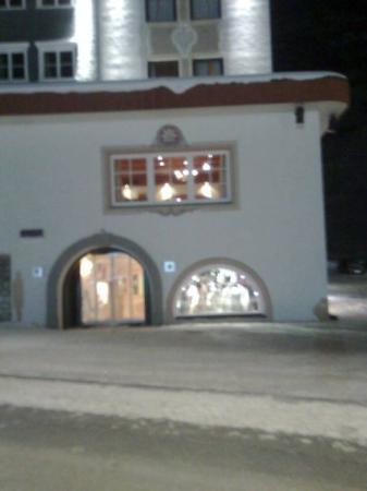 Hotel Edelweiss Aufnahme