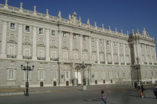Royal Palace of Madrid: Palacio Real
