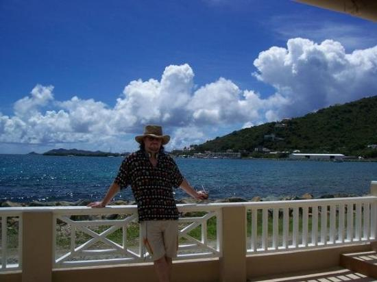 Maria's by the Sea: 2007. Tortola. British Virgin Islands.