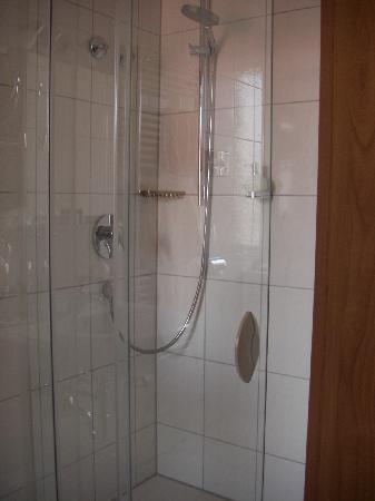Hotel Böhler: shower