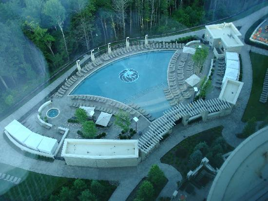 The Fox Tower at Foxwoods: Pool
