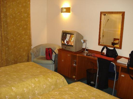 Ramada Airport Hotel Prague: Room