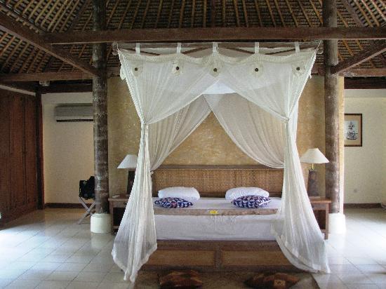 Bumi Ubud Resort: exotic room