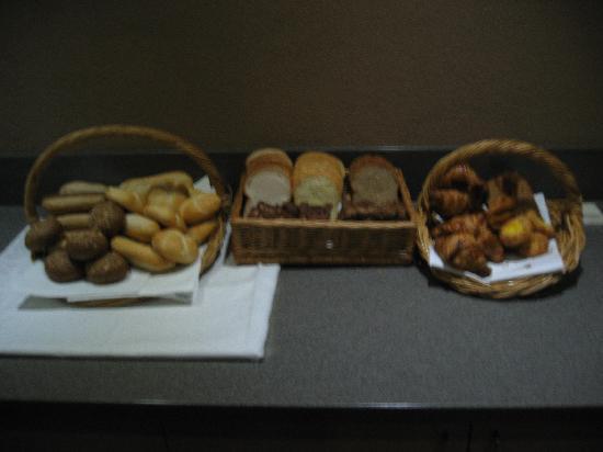 WestCord Hotel Schylge: Bread corner