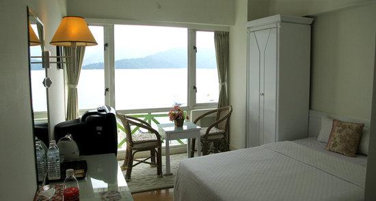 El Dorado Hotel: Lake view room