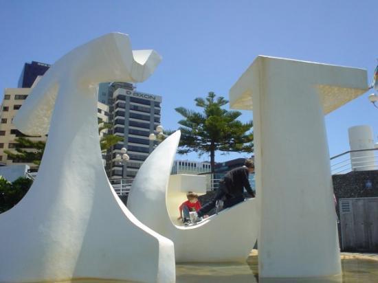 City to Sea Bridge ภาพถ่าย