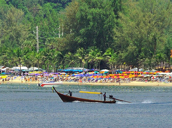 كمالا, تايلاند: Kamala Beach, Phuket, Thailand