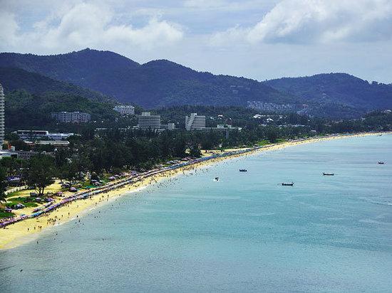 كارون, تايلاند: Karon Beach, Phuket, Thailand
