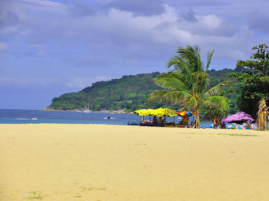Карон, Таиланд: Karon Beach, Phuket, Thailand