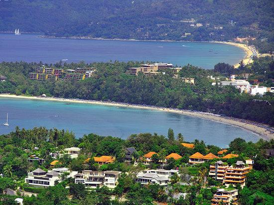 Kathu, تايلاند: Kata Beach, Phuket, Thailand