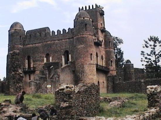 Fasil Ghebbi: Gondor, Ethiopia 2004